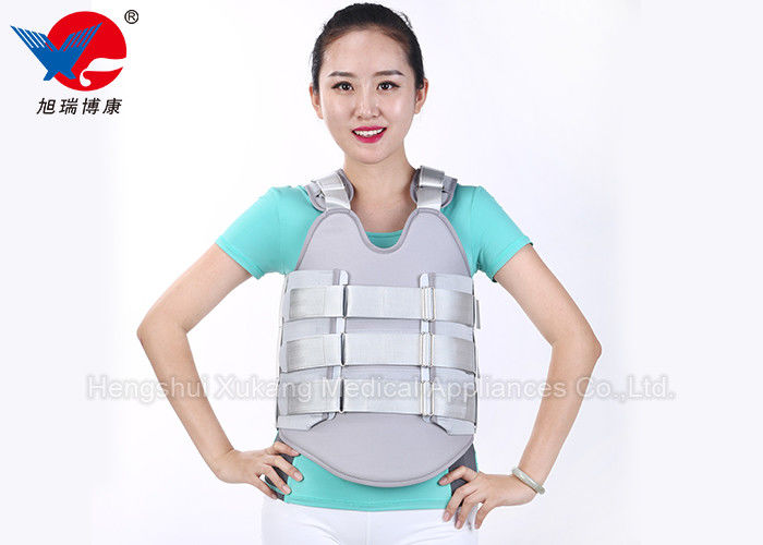 Easy Cleaning Lumbar Orthosis Brace Alleviate Fatigue Help Postoperative Recovery