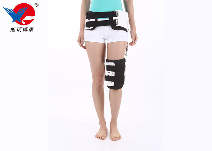 Free Size PVC Hip Medical Orthosis , Simple Structure Hip Abduction Orthosis